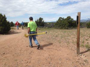 La Tierra Trails Connection Work Day @ Arbolitos Trail | Santa Fe | New Mexico | United States